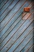 Numer 69 — Zdjęcie stockowe
