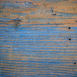Painted wood — Stock fotografie