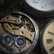 Stock Photo: Old pocket watch