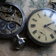 Old pocket watch — Stock Photo #11876502