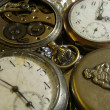 Old pocket watch — Stock Photo #11876522
