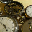 Old pocket watch — Stock Photo #11876524