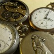 Old pocket watch — Stock Photo #11876525