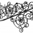 Railings, Germany, 16th century — Stock Photo