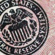 United States Federal Reserve System symbol. - Stock Photo