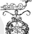 Sign of guild, Germany, 18th century — Stock Photo #11877564