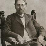 Постер, плакат: Writer Anton Chekhov 1890