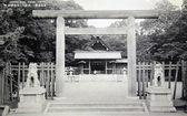 庄严 nogi 神社东京態度と 10 代の労働者 — 图库照片