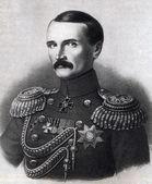 副海军上将弗拉迪米尔 · 科尔尼洛夫 — 图库照片