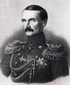 Viceadmirál vladimir kornilov — Stock fotografie