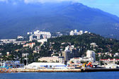 Wiew of Yalta — Stock Photo