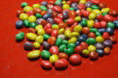 Multicolored sweet candies — Stock Photo