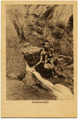 Idillio, camerun — Foto Stock