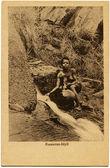 Sielanka, kamerun — Zdjęcie stockowe