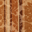Victorian stile textile — Stock Photo