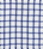 Checkered napkin — Stock Photo