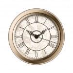 Antique clock — Stock Vector