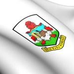 Bermuda Coat of Arms — Stock Photo #10785419