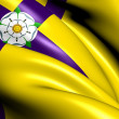 Stock Photo: Flag of Yorkshire (Saints)