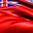British Red Ensign — Stock Photo #11600609