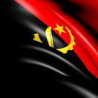 Flag of Angola — Stock Photo #11912143