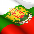 Flag of Bulgaria — Stock Photo #11912184