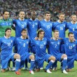 thumbnail of Italy national football team pose for a group photo