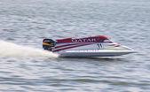 公式 1 h2o 摩托艇世界冠军格兰披治大赛 — 图库照片