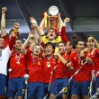 Spain - the winner of UEFA EURO 2012 — Stock Photo #11832444