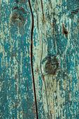 Blue wood — Stock Photo
