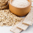 Oat products — Stock Photo #11471339