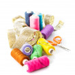 Sewing items — Stock Photo #11597164