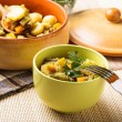 Stewed vegetables — Stockfoto