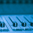 Audio board - Stock Photo