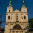 Old Church of Sts. Floriin Krakow. Poland — Stock Photo #11144064