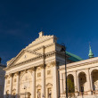 Stock Photo: Warsaw, Poland. Saint Anne neoclassical church in Old Town quart