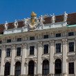 Stock Photo: Hofburg palace and monument. Vienna.Austria.