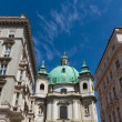Vienna, Austri- famous Peterskirche (Saint Peter's Church) — Stock Photo #11623912