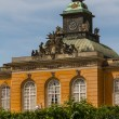 South facade of Sanssouci Picture Gallery in Potsdam, Germany — Stock Photo #11624102