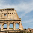 Royalty-Free Stock Photo: The Colosseum in Rome, Italy