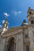 St. Stephen's Basilica in Budapest, Hungary — Stock Photo