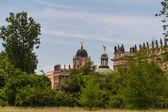 Nowy pałac w poczdamie niemcy na listę światowego dziedzictwa unesco — Zdjęcie stockowe