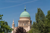 St. Nicholas Church in Potsdam, Germany — Stock Photo