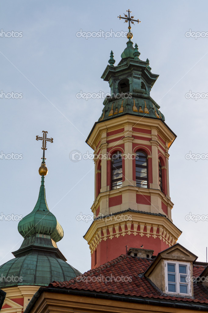City center of Warsaw, Poland — Stock Photo #11622600