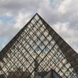 PARIS - JUNY 7: Louvre building on Juny 7, 2012 in Louvre Museum — Foto de Stock   #11959805