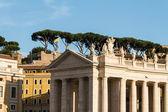Basilica di San Pietro, Vatican, Rome, Italy — Stockfoto