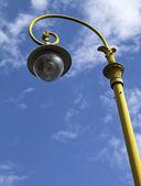 An old-fashioned lantern. — Stock Photo