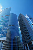 "Business Center ""Moscow City"" — Stock Photo"