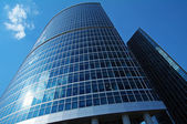 """Business Center """"Moscow City — Stock Photo"""