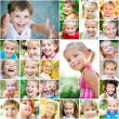 Stock Photo: Cute little girl